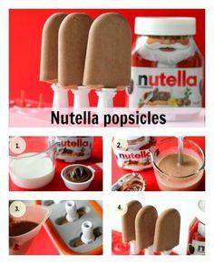 nutella is my life o_O