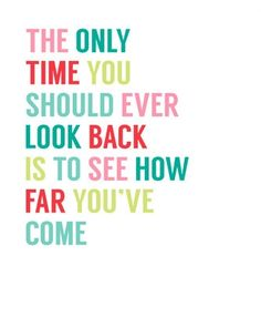 Love this inspirational quote print.