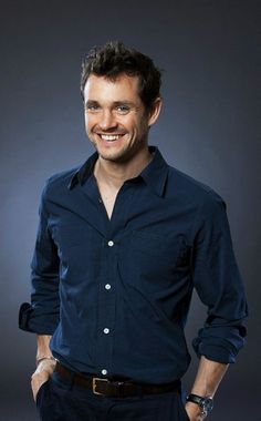 Hugh Dancy (that smile...)