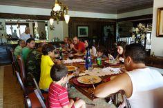 #organização Confira dicas para receber a família para um almoço agradável e organizado: http://bbel.me/1ut4E8a.