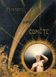 Luis Ricardo Falero - Histoire d'une comète / Sacred Geometry <3