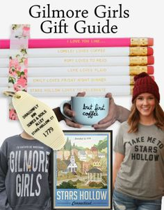 A HUGE thanks to Netflix for adding all seven seasons of my favorite obsession: Gilmore Girls. I am not ashamed to admit I re-watched the entire series in a matter of weeks. Since its placement on the streaming site, the name Gilmore has ap Babette Ate Oatmeal, Gilmore Girls Gifts, Dragonfly Inn, In Omnia Paratus, Favorite Tv Shows, My Favorite Things, Fangirl, Glimore Girls, Stars Hollow