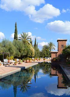 i-escape blog / Easy car-free breaks / Hotel by Beldi, Marrakech, Morocco