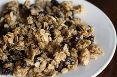 want to try the granola