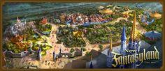New Fantasyland Grand Opening Set For Dec. 6 at Disney!! Read more details: http://blog.undercovertourist.com/2012/08/date-set-for-grand-opening-of-disneys-fantasyland/
