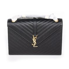 48e0f00b04 Shop authentic Saint Laurent Monogram Large Quilted Leather at revogue for just  USD 2