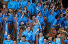 In pictures: The best of the Glasgow 2014 Commonwealth Games opening ceremony - Scotland Now
