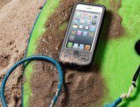 Mojo Refuel Aqua Battery iPhone 5/5S Case - $122