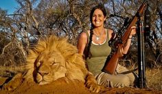 POLL: Should lion canned hunting be banned in South Africa? PLEASE vote YES