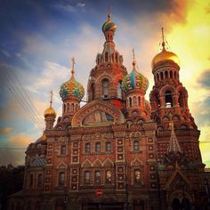 Óscar nos manda esta impresionante foto desde #SanPetersburgo, #Rusia