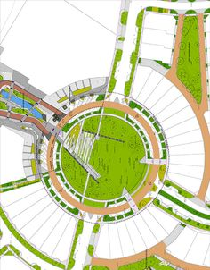 PeninsulaBurswood_HASSELL_Plan_01 « Landscape Architecture Works | Landezine Landscape Architecture Works | Landezine