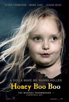 Honey Boo Boo + Les Misérables