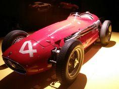 Maserati Fangio