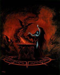 Witch by Joseph Vargo