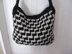 Crochet Bag Pattern Steppin Out Bag Crochet von nutsaboutknitting