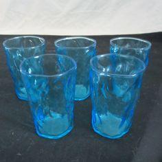 Morgantown Seneca Driftwwod Cobalt Blue Juice by KoolStuff4U