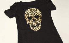 Como fazer: t-shirt customizada de caveira - Diversão - CAPRICHO