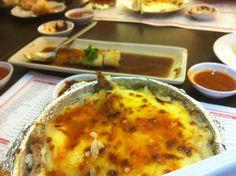 Baked Rice & Cheese, Nasi Panggang Keju