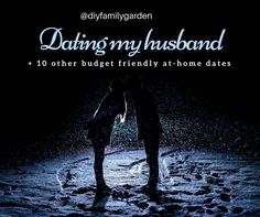 "The fourth post in the series ""Dating my husband"" where I tell you guys about our Friday date and about 10 other budget friendly at-home dates. You guys.. It's Friday again! Those…"