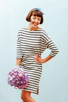 Be My Valentine Shirt Dress - Julia Claridge - Clothing