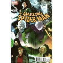 Amazing Spider-Man #646. Marvel Dec 2010. Origin Of The Species. VFN
