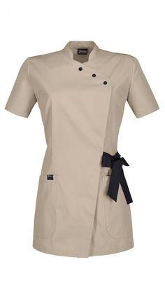 Salon Uniform, Spa Uniform, Hotel Uniform, Beauty Therapist Uniform, Cute Nursing Scrubs, Beauty Uniforms, Scrubs Outfit, Beauty Salon Decor, Uniform Design