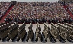 China's Leaner Army May Pose a Bigger Challenge to U.S.(September 4th 20150