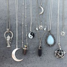 gypsy necklaces #freepeople