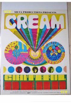 Cream, Grateful Dead June 1967