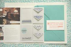 the stationery place: stationery show media kits