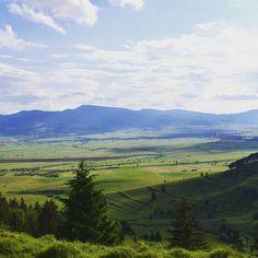 Gyergyói medence egy része #turazas #hegyvidek #neture #természetjárás #hiking #turatajolo #forest #wanderlust #nikon #erdély #szekelyfold #transilvania