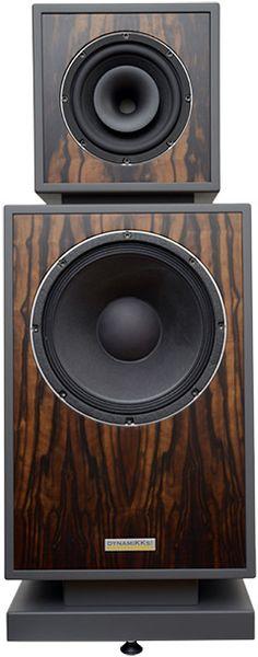 Dynamikks Monitor 8.12 | Loud music, VERY LOUD