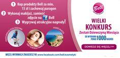 #spa #konkurs #nagroda #wycieczka #sesjazdjęciowa, #podróżmarzeń #bell #biedronka http://www.e-konkursy.info/konkurs/konkurs-fotograficzny-bell-zostan-dziewczyna-miesiaca.html