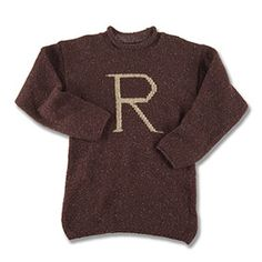 R For Ron Adult Sweater from Universal Orlando