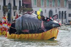 "Venice - Festa sull'Acqua Go to http://iBoatCity.com and use code PINTEREST for free shipping on your first order! (Lower 48 USA Only). Sign up for our email newsletter to get your free guide: ""Boat Buyer's Guide for Beginners."""