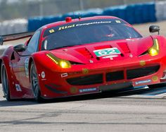 Good luck to all the team of Risi Competizione for a special season in the ALMS! Ferrari, Mirror, Sports, Hs Sports, Mirrors, Sport