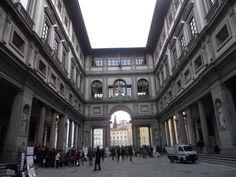 Gli Uffizi Firenze