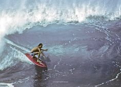 r #Legend :: Rory Russell at Pipeline Credits: Jeff Divine