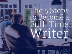 Not that I'm looking to be a full-time writer, but there are some really good ideas here.