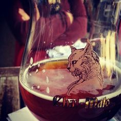 Chat-Malo, Beer from Saint-Malo, Bretagne, France
