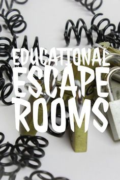 Ever played an Escape Room? Did you know that these super fun logic puzzles can be applied to the classroom in K-12 learning? Find out more about how to apply an educational escape room to your lesson plans and engage students in their own learning. Provide motivation and reason to get involved for every student in the class. Read more...
