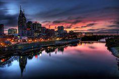 Nashville, Tennessee; photo by Donna Tomlin