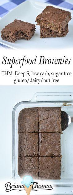 Superfood Brownies