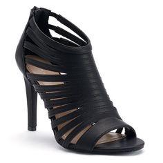 LC Lauren Conrad Women's High Heel Dress Shoes