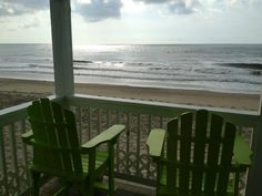 Kure Beach Vacation Rental - VRBO 480424 - 1 BR Southern Coast Condo in NC, Ocean-Front! Walk Out to Beach