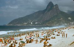 Brazil in the Fifties: Portrait of a Beautiful, Troubled Country | LIFE.com