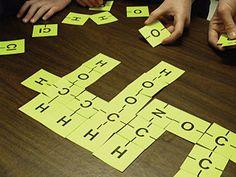 Organic Molecules Card Game