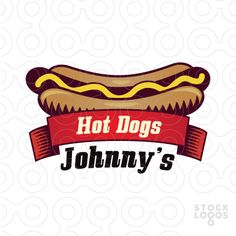 Logo: Hot dogs