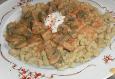 Nyomtasd ki a receptet egy kattintással Gm Diet Soup, Low Carb Recipes, Healthy Recipes, Health Eating, Risotto, Clean Eating, Food And Drink, Health Fitness, Vegan