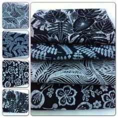 Flare Fabrics Friday give away Japanese Quilts, Indigo, Tropical, Textiles, Cool Stuff, Sewing, Fabrics, Fat Quarters, Art Supplies